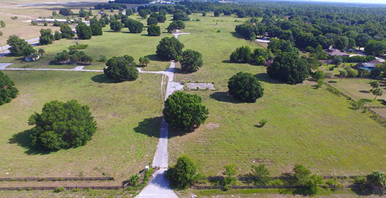61 acre lot Ocala