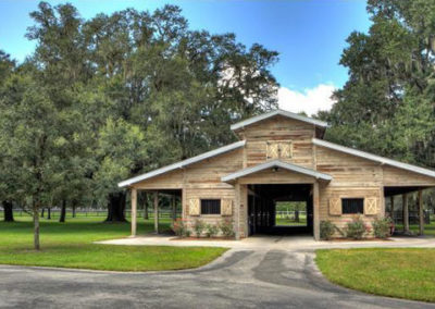 Horse Barn for Rent Ocala